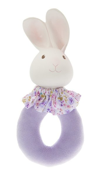 View larger image of Havah Soft Rattle Toy