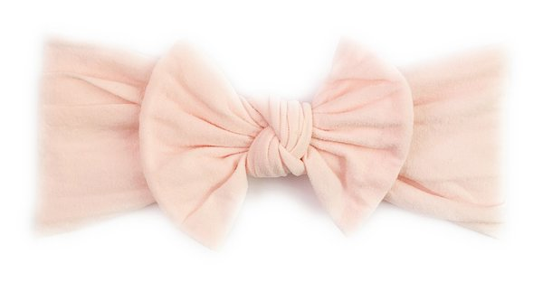 View larger image of Headband Bow-Ballet Pink