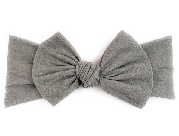 View larger image of Headband Bow-Grey