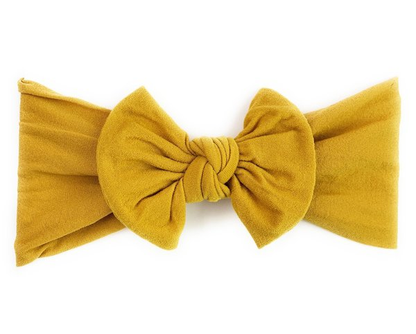 View larger image of Headband Bow-Mustard