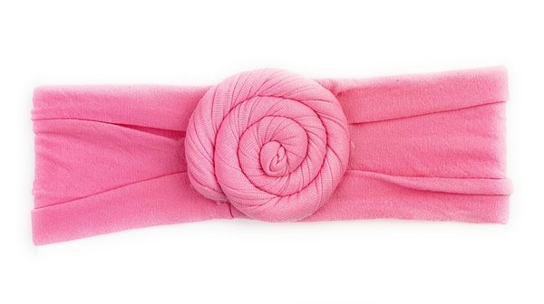 View larger image of Headband Turban-Bubblegum