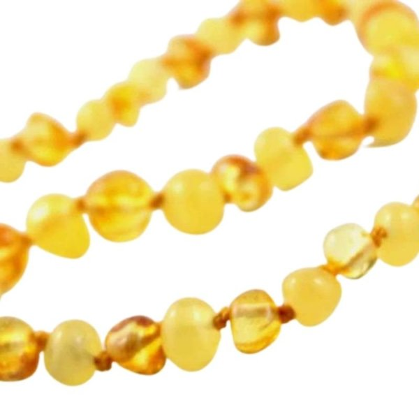 View larger image of 11 Inch Amber Necklace