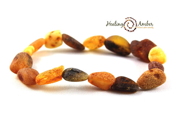"View larger image of 17.5"" Amber Necklaces"
