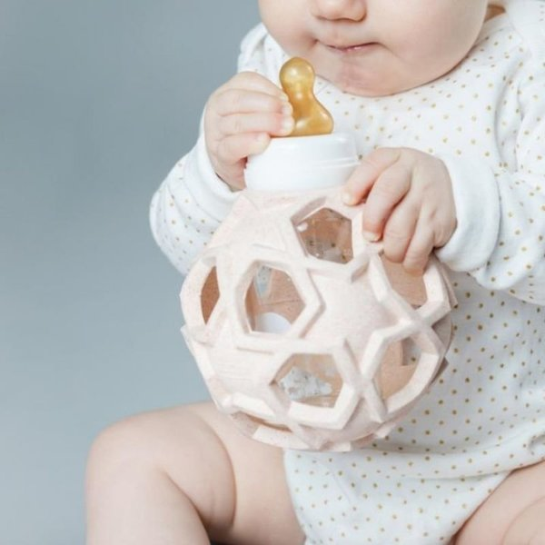 View larger image of 2-in-1 Baby Glass Bottle with Star Ball