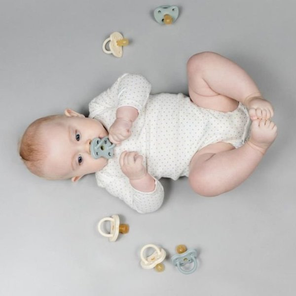 View larger image of Plastic Free Colourful Pacifiers