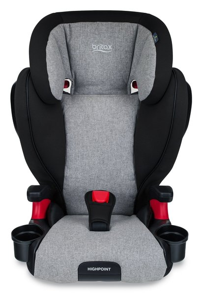 View larger image of Highpoint Booster Car Seat - Nanotex