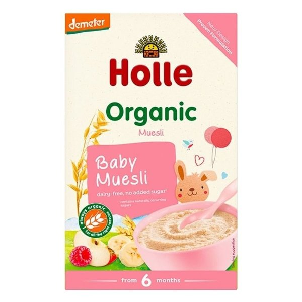 View larger image of Organic Baby Muesli Cereal