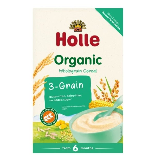 View larger image of Organic Whole Grain Cereals