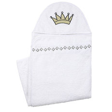 Hooded Towel - White