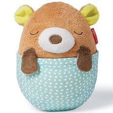 Hug Me Projection Soother - Bear