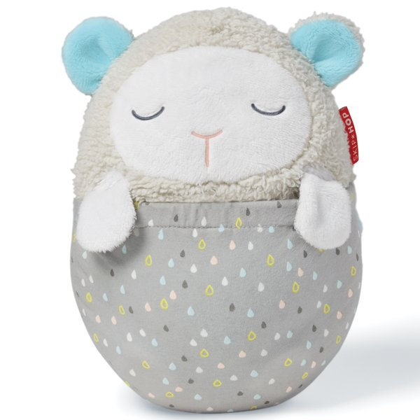 View larger image of Hug Me Projection Soother - Lamb