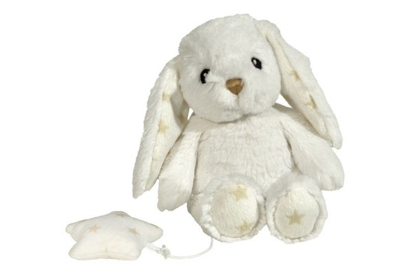 View larger image of Hugginz Musical Plushie - Bunny