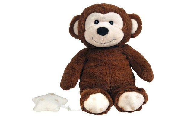 View larger image of Hugginz Musical Plushies-Monkey