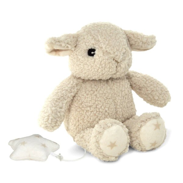 View larger image of Hugginz Musical Plushie - Sheep