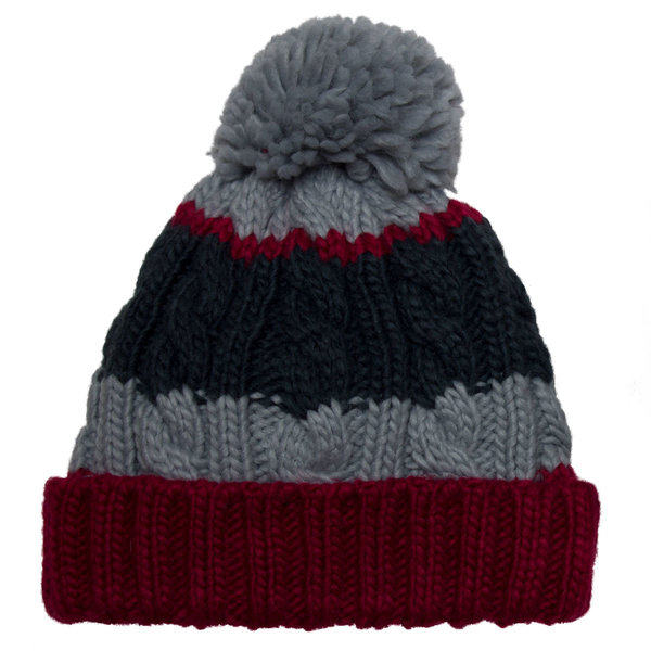 View larger image of Iceland Hat-Red-L