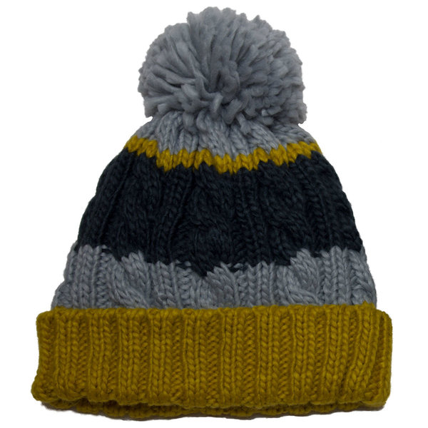View larger image of Iceland Hat-Yellow-L