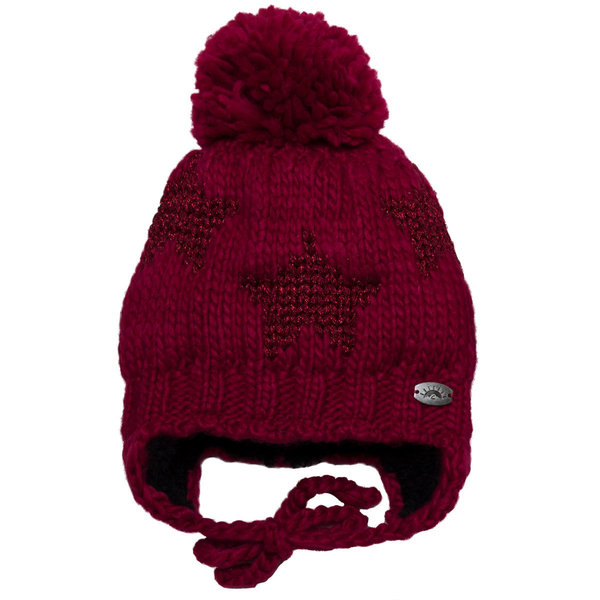 View larger image of Iceland Star Hat-Cerise-L