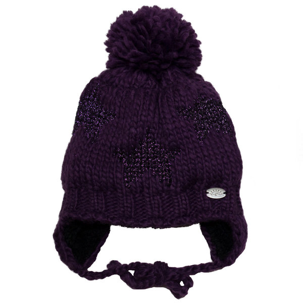 View larger image of Iceland Star Hat - Purple