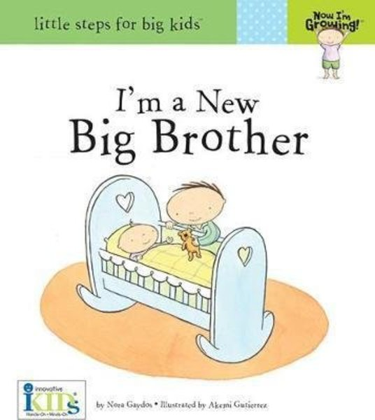 View larger image of I'm a New Big Brother Book