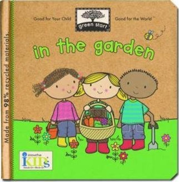 View larger image of Green Start - In the Garden Board Book
