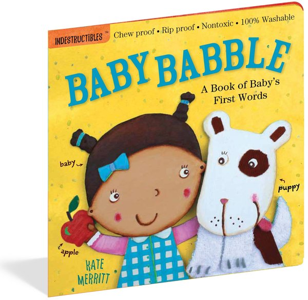 View larger image of Indestructibles! Baby Babble