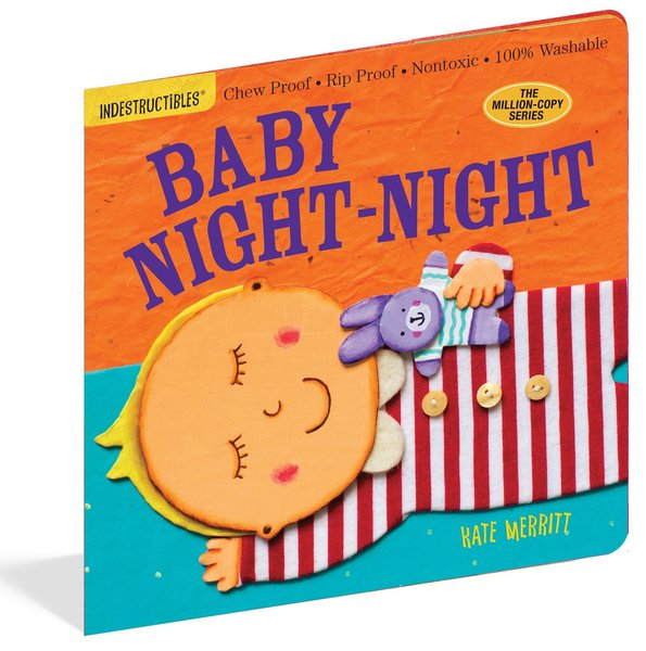 View larger image of Indestructibles! Baby Night-Night