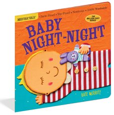 Indestructibles! Baby Night-Night