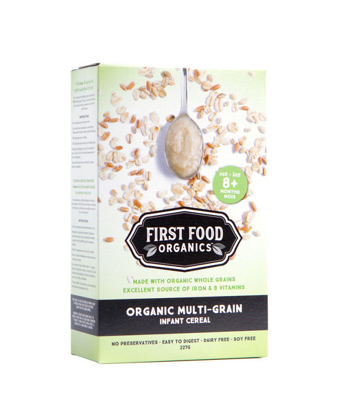 View larger image of Infant Cereal - Multi Grain