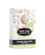 Infant Cereal - Multi Grain