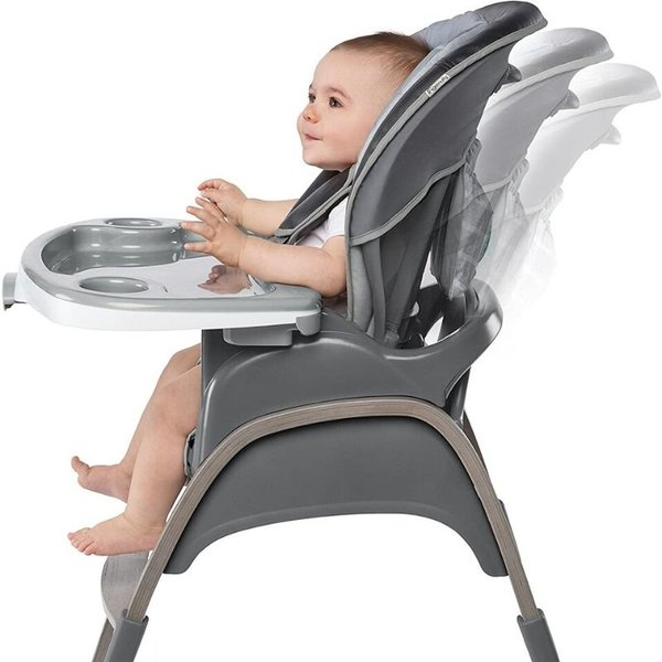 View larger image of  3-in-1 Wood High Chair - Bella Teddy