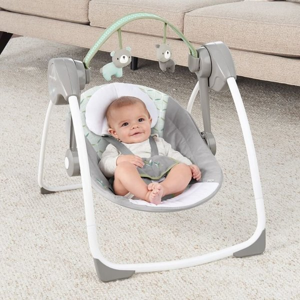 View larger image of Comfort 2 Go Portable Swing - Kendrick