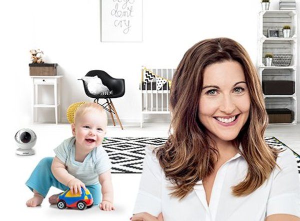 View larger image of Invidyo A.I. Video Baby Monitor