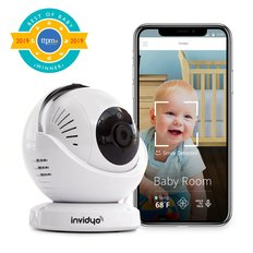 Invidyo A.I. Video Baby Monitor