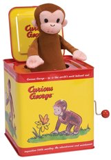 Jack in the Box - Curious George