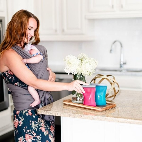 View larger image of Reusable Breastmilk Storage Bags 4-Pack