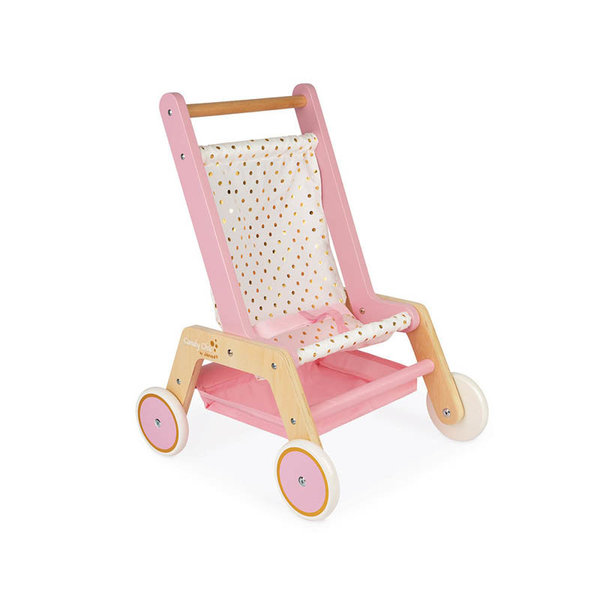 View larger image of Candy Chic Doll Stroller