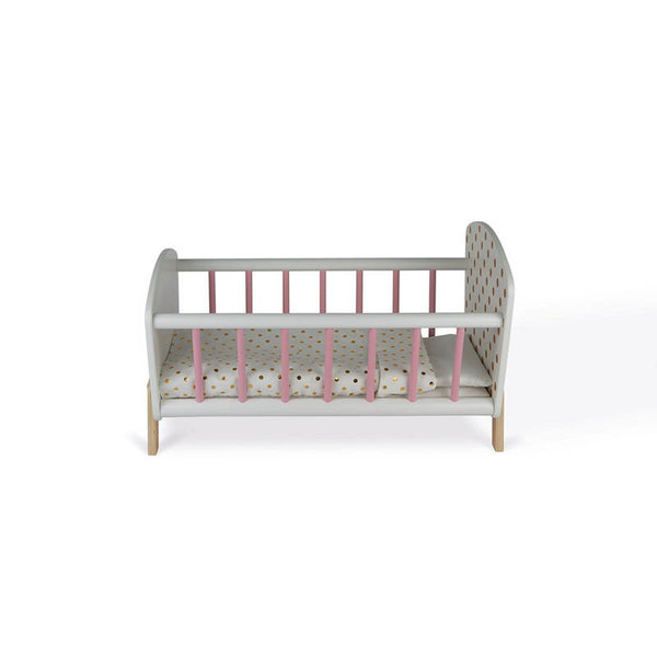 View larger image of Candy Chic Dolls Bed