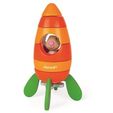 Carrot Bunny Rocket
