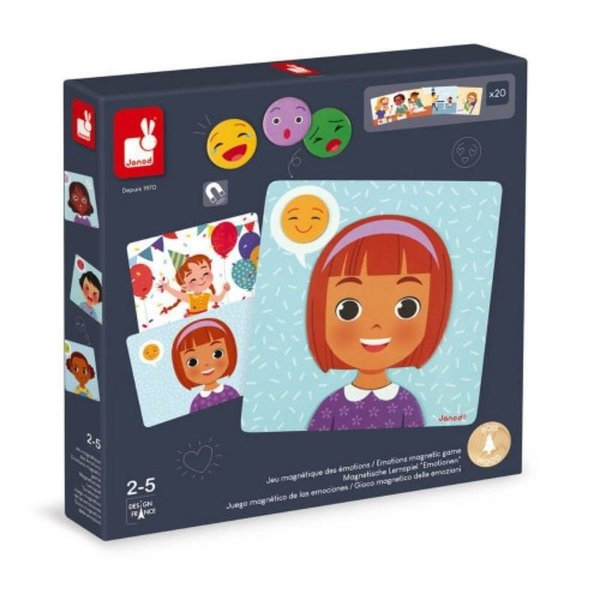 View larger image of Emotions Magnetic Games