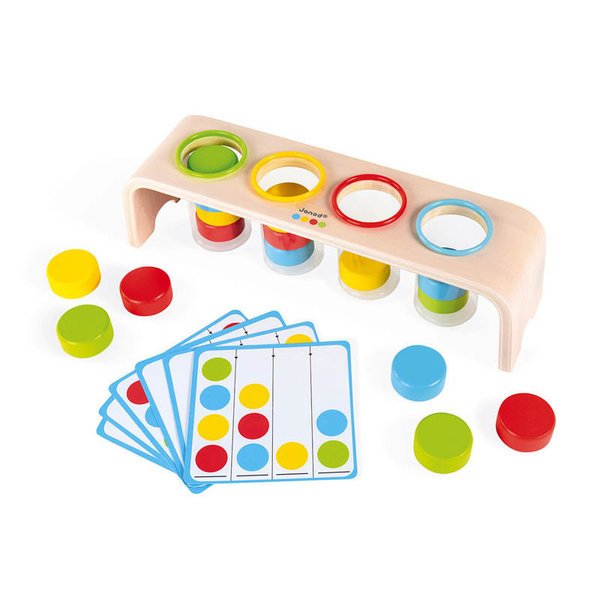 View larger image of Essentiel - Sorting Colours Game
