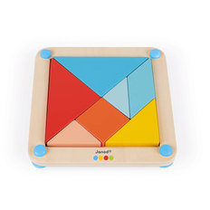 Essentiel - Wooden Tangram Game