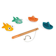 Fish Them All! Bath Toy