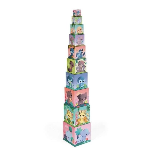 View larger image of Pyramid Toy