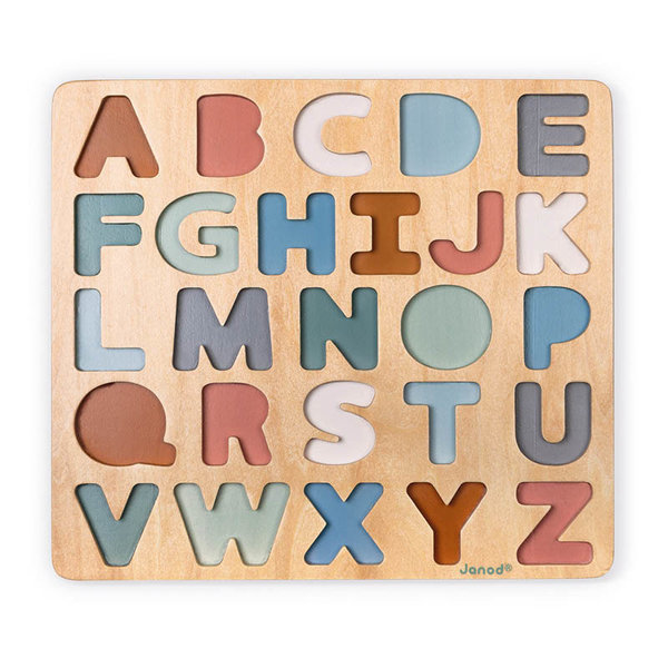 View larger image of Sweet Cocoon Alphabet Learning Puzzle