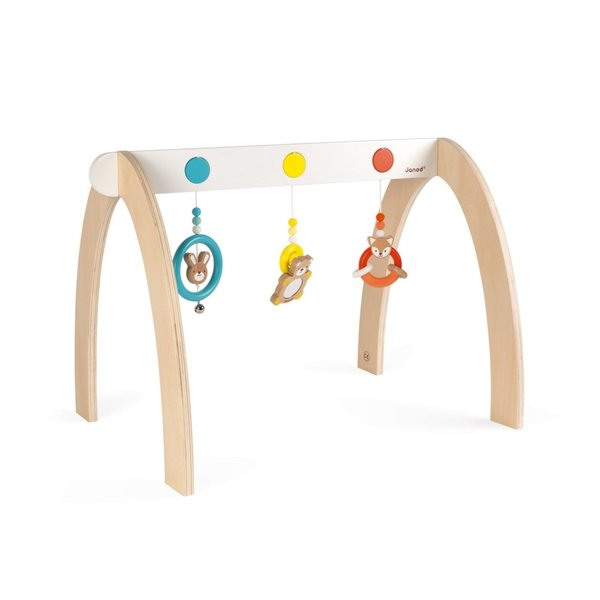 View larger image of Wooden Activity Arch