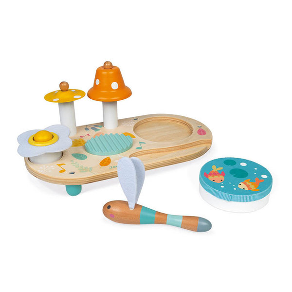View larger image of Wooden Musical Table