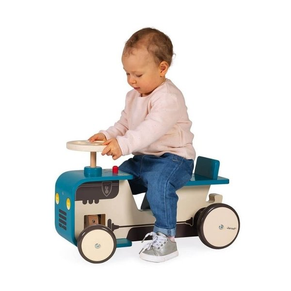 View larger image of Wooden Ride-On Toys