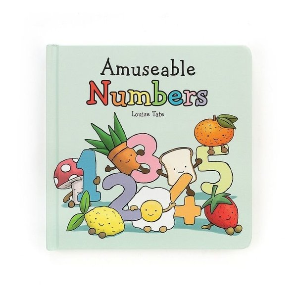 View larger image of Amuseable Numbers Book