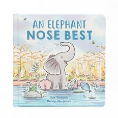 An Elephant Nose Best - Book