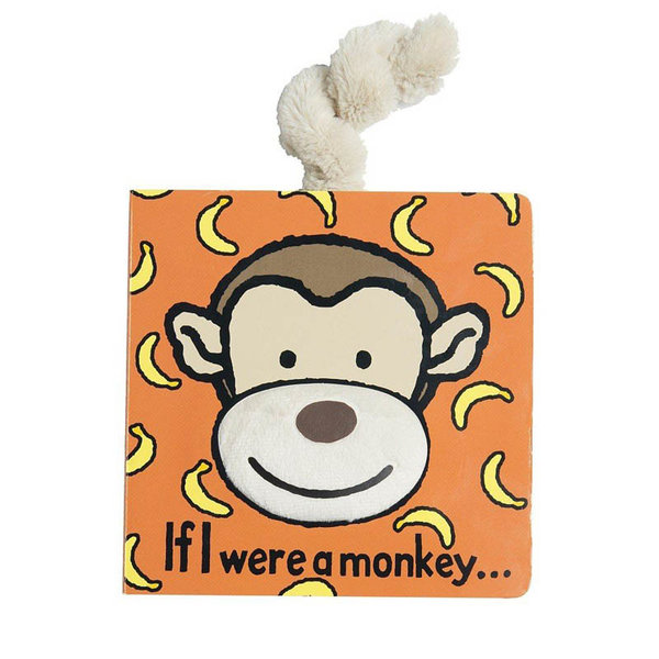 View larger image of If I Were A Monkey Book